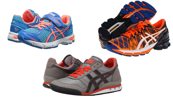Asics Shoes 2016