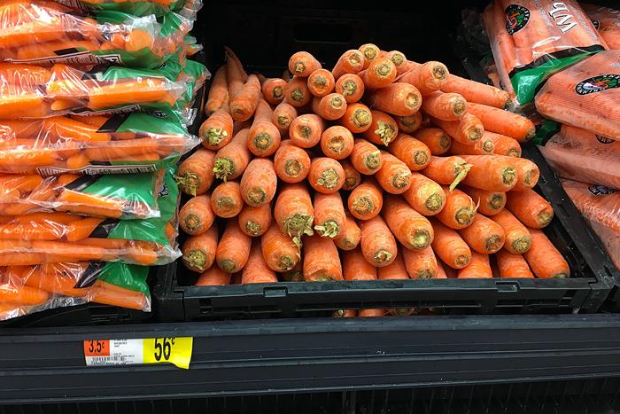 carrots-walmart