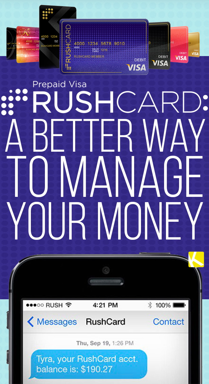How I Avoid Overdraft Charges with RushCard