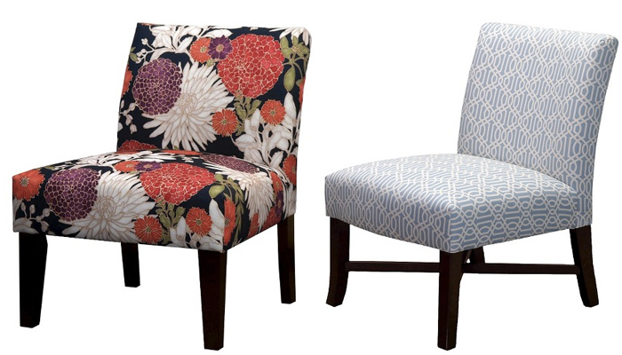 Target: Accent Chairs Half Off!