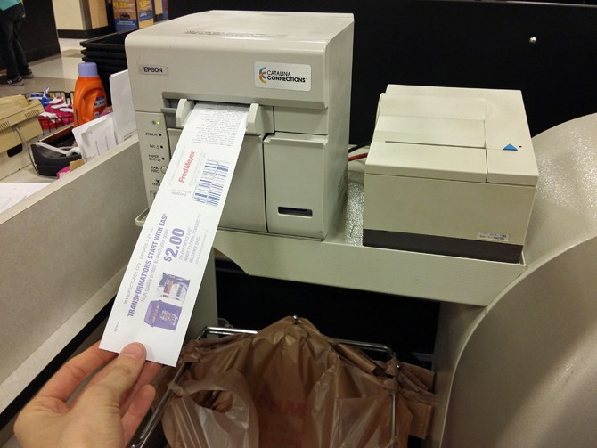 Do coupons work at self checkout