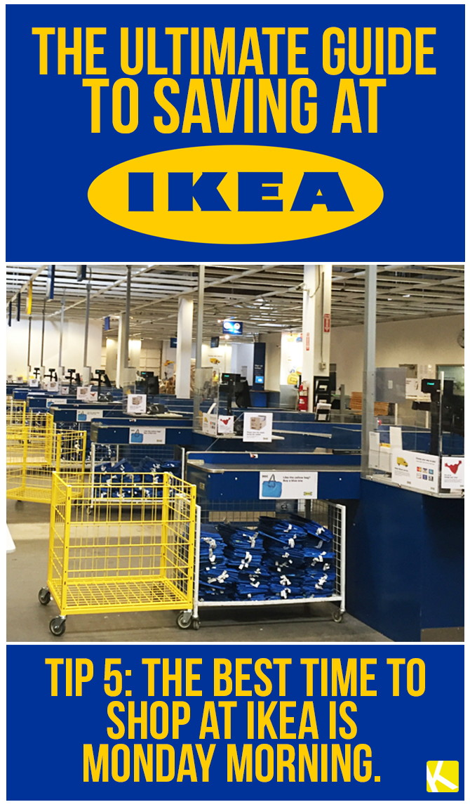24 earth shattering ikea savings hacks the krazy coupon lady. Black Bedroom Furniture Sets. Home Design Ideas