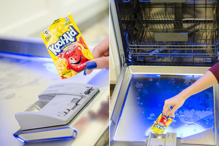 how to clean your washing machine with citric acid