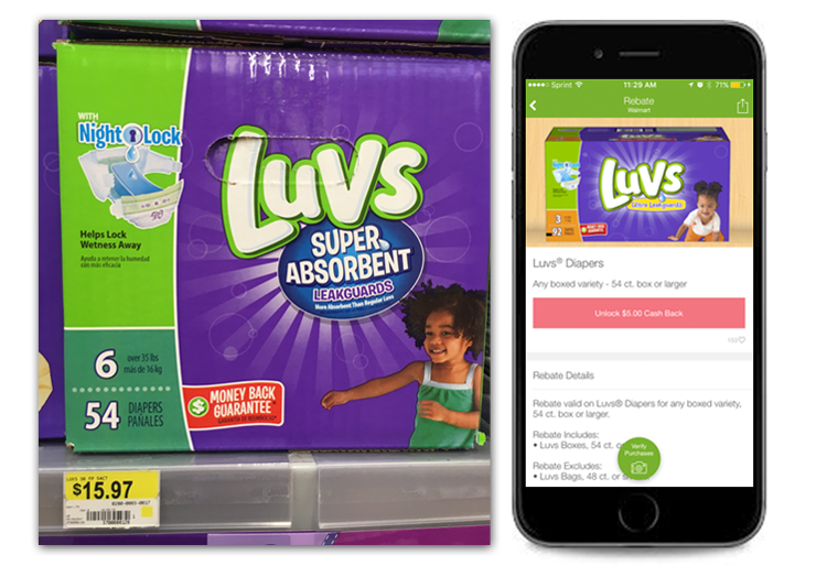 Luvs diapers coupons 2018