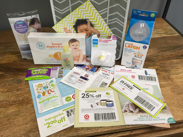 Next Time You're at Target Get $70 in Baby Freebies! - The Krazy ...