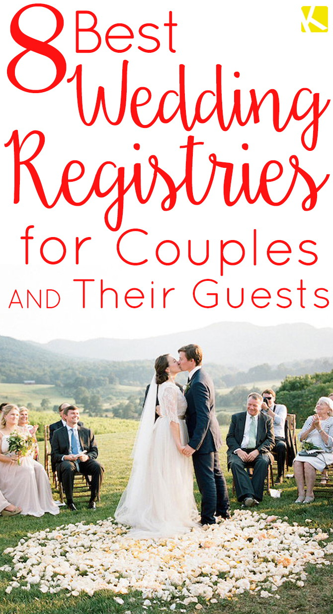 Top 8 Wedding Registries That Give You Major Perks