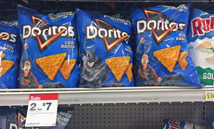 Dorito-Target
