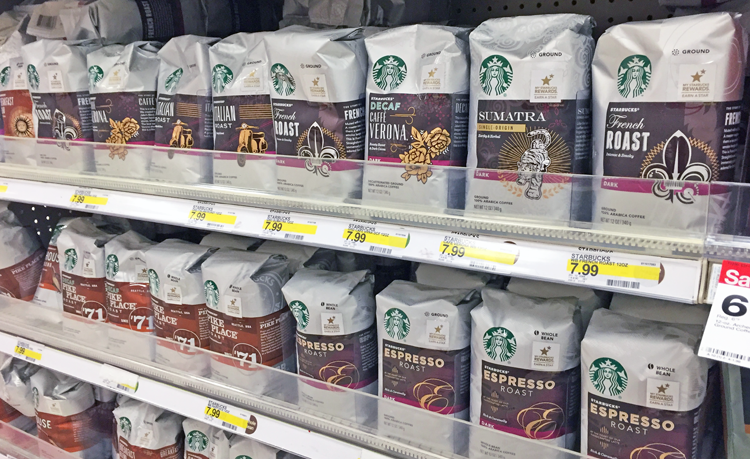 Target starbucks coupon november 2018