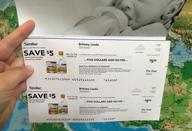 Similac neosure coupons