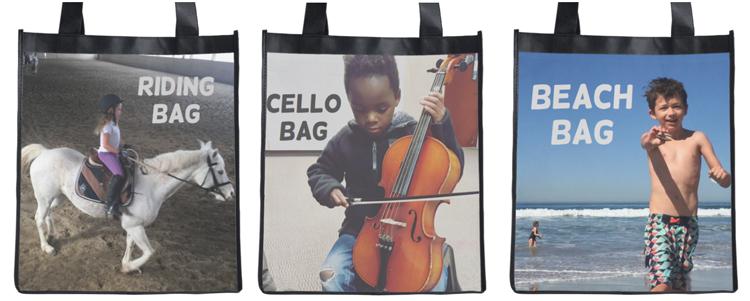 york photo reusable bag