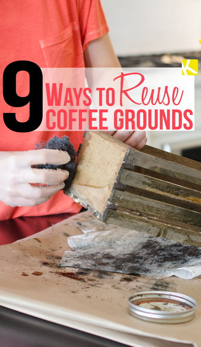 9 Reasons Why You Shouldn't Throw Away Used Coffee Grounds