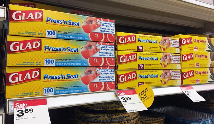 Glad-Wrap-Target