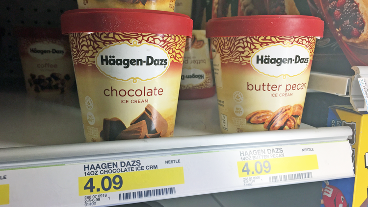HaagenDazs-Target