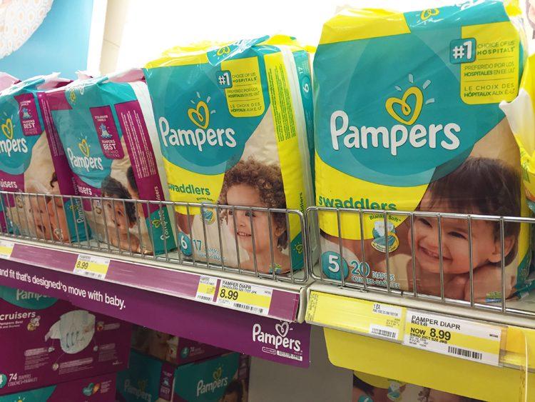 Pampers Jumbo Packs Target