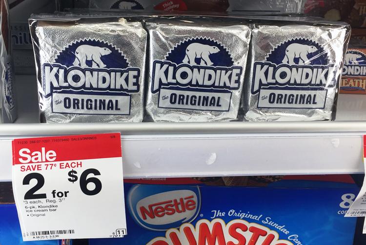 Klondike-Target
