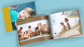 FREE Photo Book–Perfect Father's Day Gift!