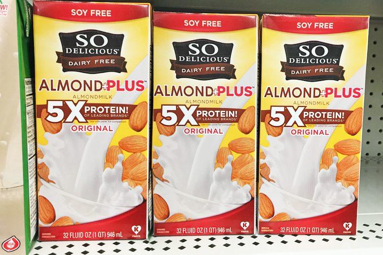 So Delicious Almondmilk