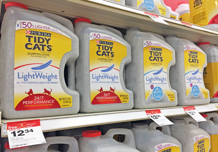 Tidy-Cats-Target