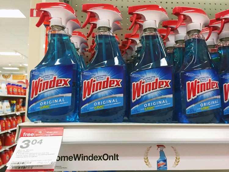 Windex Target