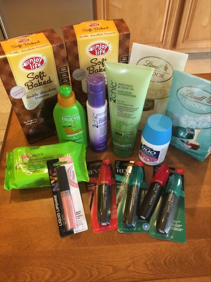 $76 worth of product for $5 at Target