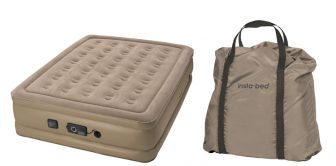 Insta-Bed Queen Air Mattress, 50% Off–Today Only!