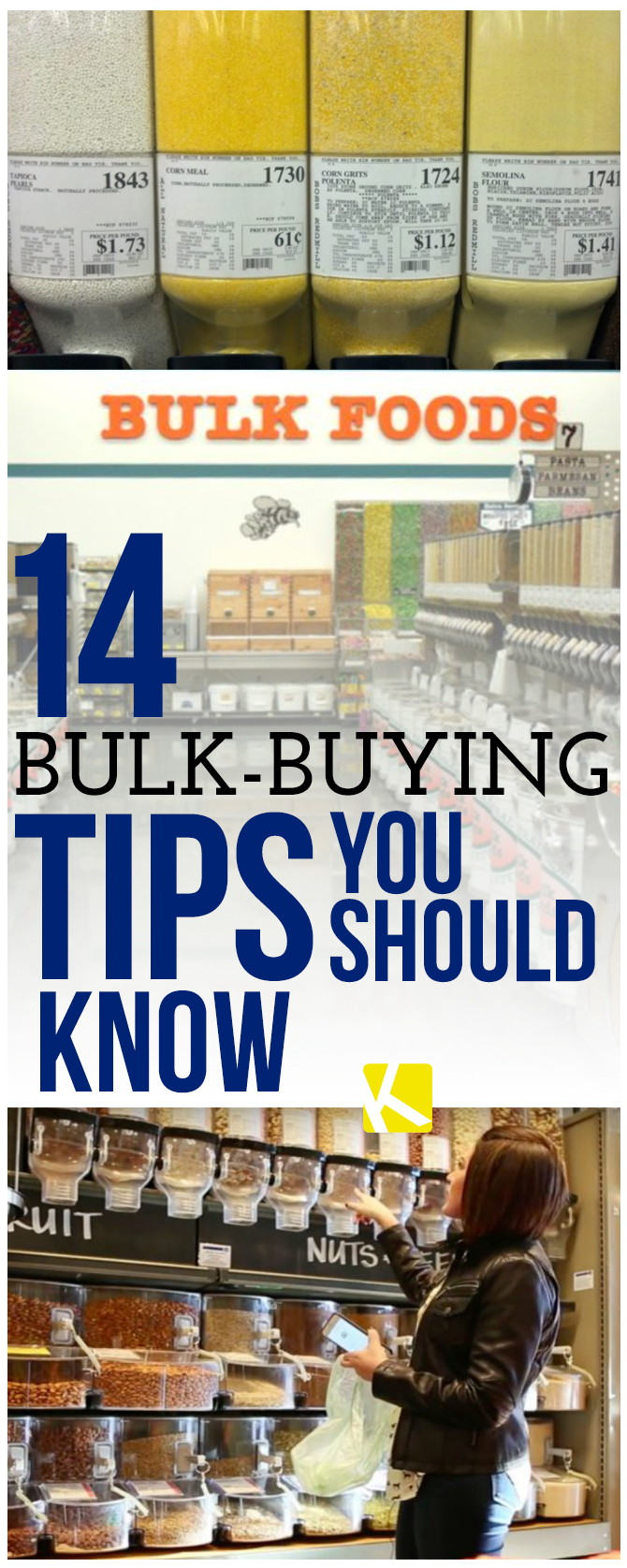 14 Bulk-Buying Tips You Should Know