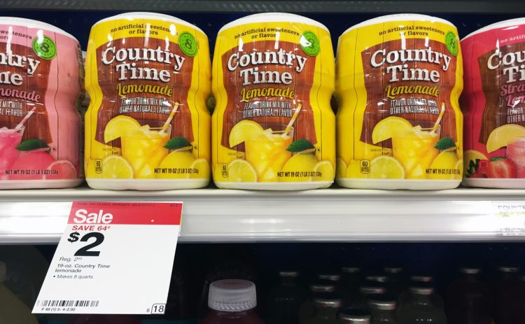 Country-Time-Target