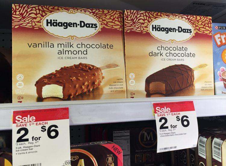 Haagen-Dazs-Bars-Target