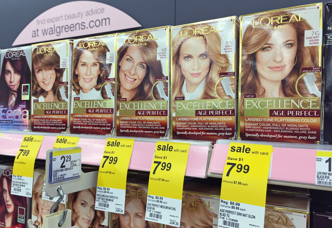 L'Oreal Excellence Hair Color, Only $2.99 at Walgreens! - The ...