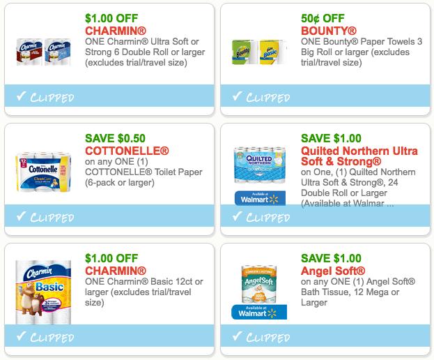 Surprising Charmin Basic Toilet Paper Walmart Images - Best image ...