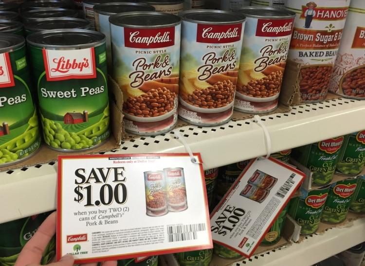 Campbell's-Pork-&-Beans-Dollar-Tree