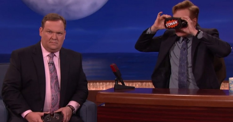Conan Virtual Reality
