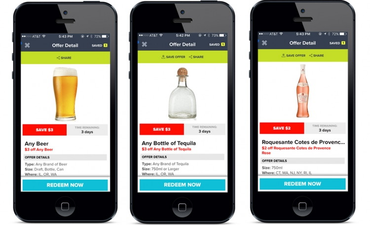 BevRAGE--The New App That Pays You for Buying Booze