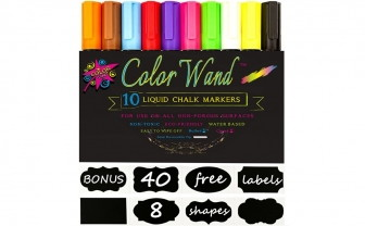 Liquid Chalk Markers, Only $8.99–Lowest Price Ever!