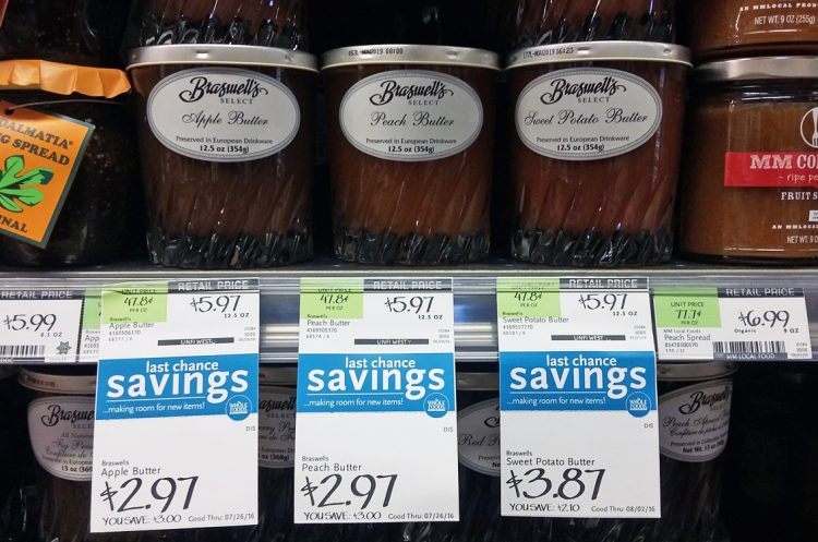 Madhava Organic Whipped Honey, $1.97 at Whole Foods! - The Krazy ...