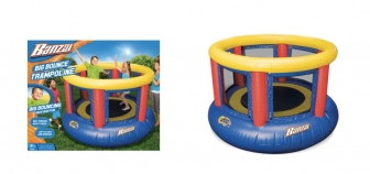Mega Bounce Trampoline, Only $139.00 at Walmart!