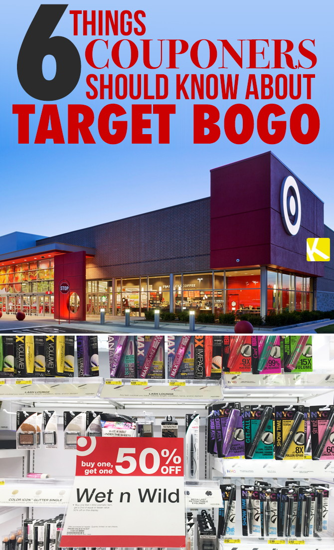 6 Things Couponers Should Know About Target BOGO