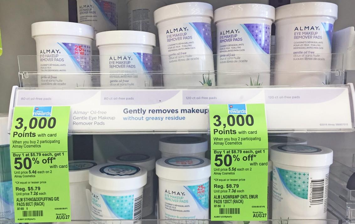 L'oreal eye makeup remover coupons -  Even Bigger Almay Moneymaker At Walgreens The Krazy Coupon Lady Almay Coupon Almay Makeup Removers