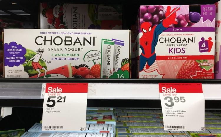Chobani-Target