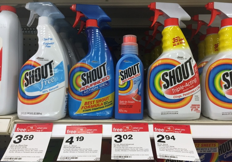 Clean-Shout-Target