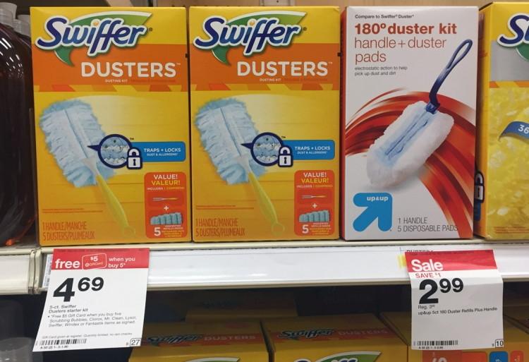 Clean-Swiffer-Target