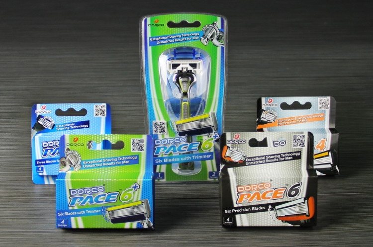 Dorco - Pace Trial Pack - 081816