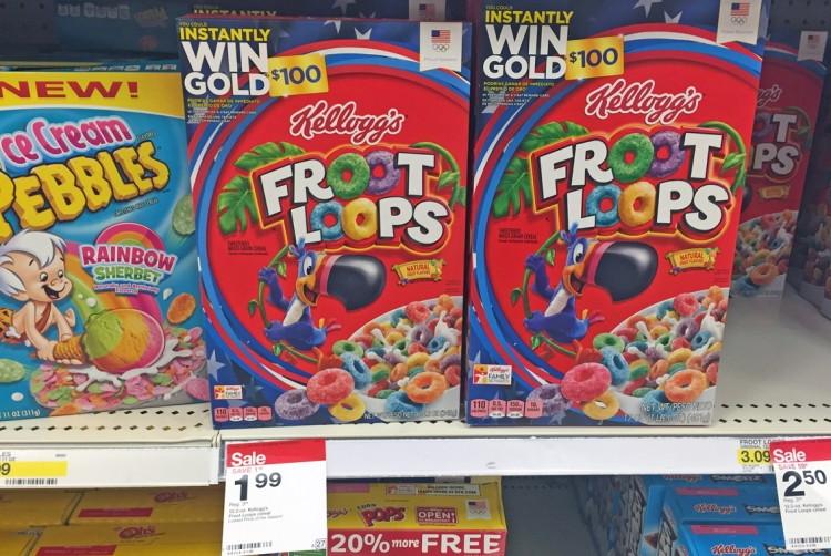 Target-Kellogg-Froot-Loops