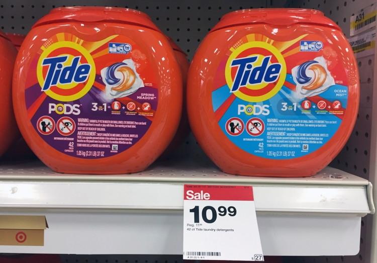 Tide-Pods-Target