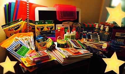 2016 SCHOOL HAUL at Staples, Office Depot and Target