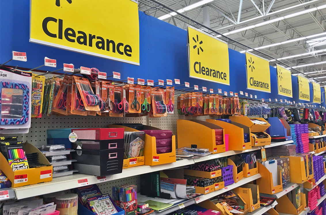 Back-to-School Clearance at Walmart! - The Krazy Coupon Lady