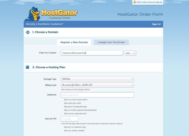 hostgator retake