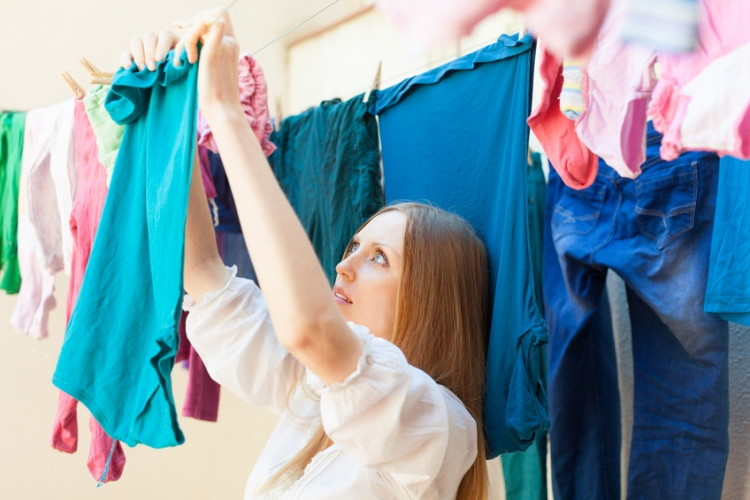 Get paid to do other people's laundry through Laundry Care.