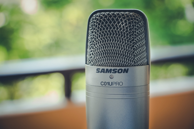 Have experience as a voice actor? Become a voiceover artist with VoiceBunny.