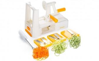 Vegetable Spiral Slicer, Spiralizer & Pasta Maker, Only $18.99!